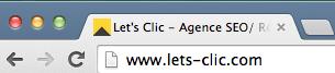 Title d'un site internet