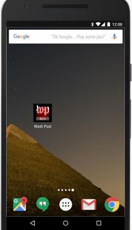 Progressive web apps 2