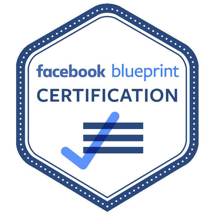 Agence certifiée Facebook Blueprint